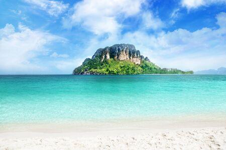 L'île de Poda, Thaïlande