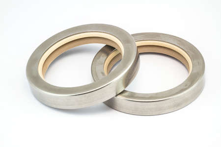 Stainless housing oil seal photo
