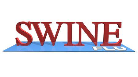 Swine Flu Headline photo