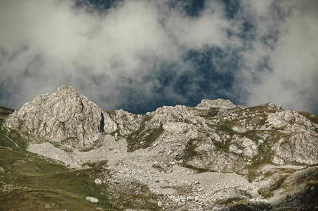 Mount Korab , Macedonia, Albania , mountaineering concept, hiking concept