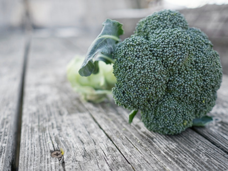 biologic: biologically grown broccoli