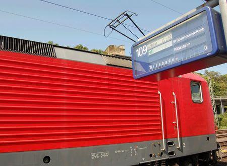 Train Engine Stock Photo - 604675