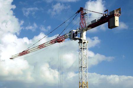 High Rise Crane photo
