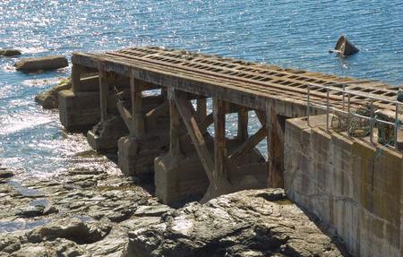 slipway: Lifeboat Slipway