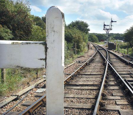 wood railroads: Detailed Railtrack