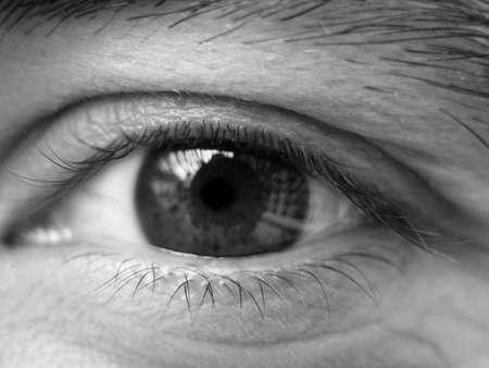 intensity: Friendly eye