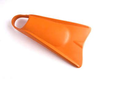 duck feet: Orange Duck feet