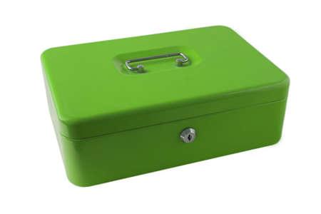 strongbox: Green Box