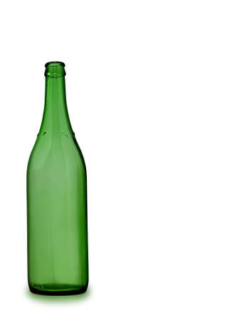 vicious: Bottle(s) isolated in a white background