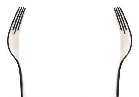 fork knife: Utensils of kitchen (fork, knife)