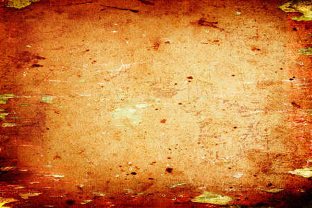 abrasion: Aged paper background