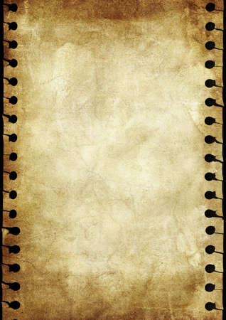 Abstract background made with old textured paper Stock Photo - 2155716