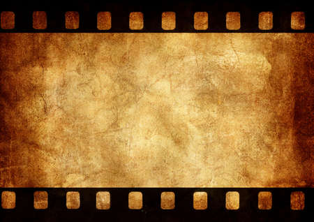 Abstract background made with old textured paper with a photo frame Stock Photo - 2155715