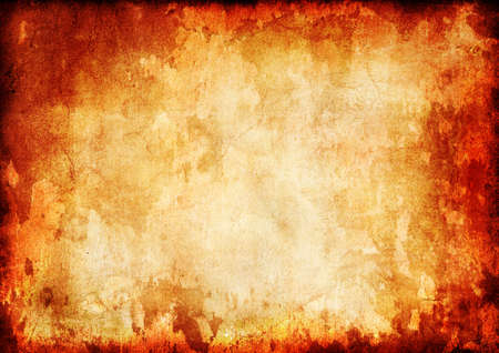 abrasion: Abstract background made with old textured paper