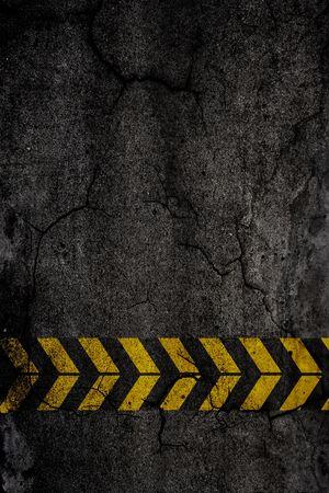 アスファルト工事標識背景テクスチャ