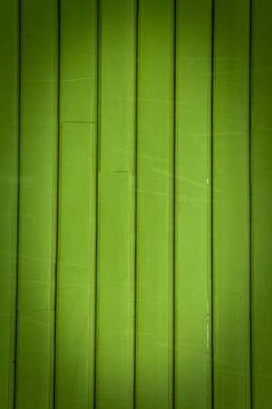 Image de fond fait de planches de bois coloré