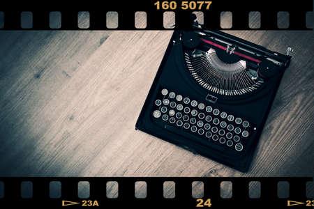 Vintage Typewriter photo