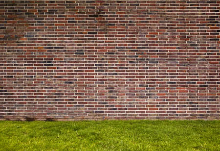 Great background made of a brick wall Stock Photo - 15760659