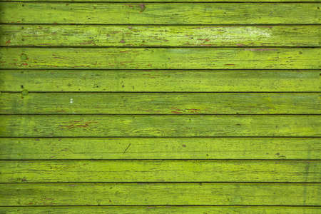Background picture made of old green wood boards Stock Photo - 17227275