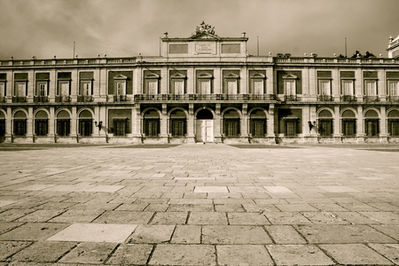 Royal Palace of Aranjuez photo