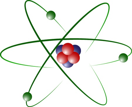 atomic symbol: Lithium Atom Model