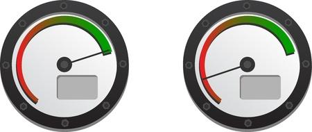 Downloads Speedometer Ilustrace