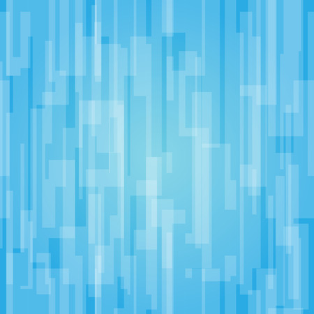 Azure seamless background with transparent white rectangles