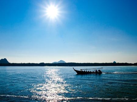 phang nga: Phang Nga Bay,Thailand, Stock Photo