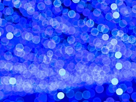 blue bright bokhe