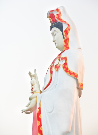 Guan Yin Image  Goddess of Mercy  in Thailand