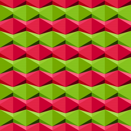 Seamless geometric pattern Stock Vector - 17068197