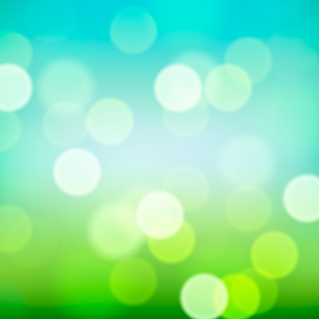 defocused: Bright colorful blurred natural background