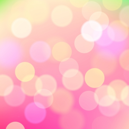 Abstract blurred pink background of holiday lights Stock Photo - 19384186