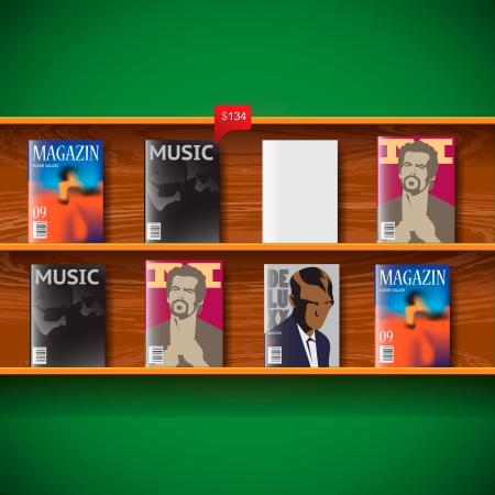 Online magazines Stock Photo - 20198878
