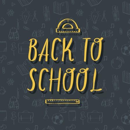 school bags: Back to school background