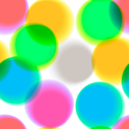 Birthday background confetti, vector Eps10 illustration. Illustration