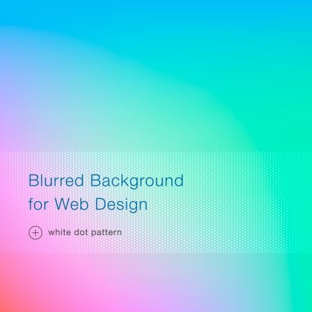desktop wallpaper: Blue blurred background for web design, vector illustration