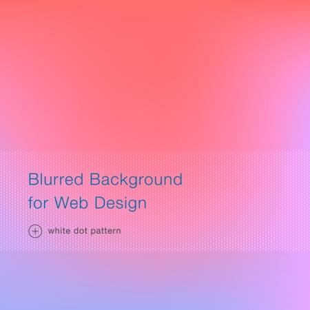 Pink blurred background for web design, vector illustration Stock Vector - 22298602