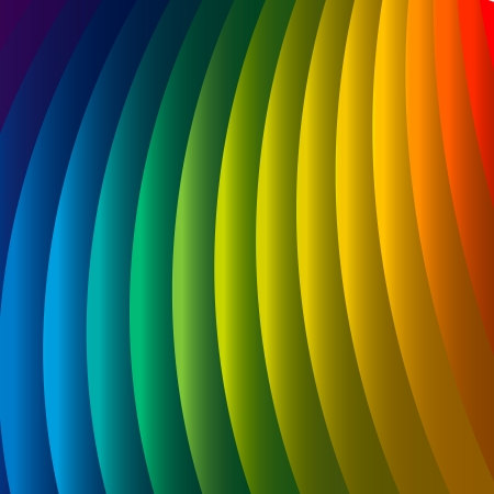viewable: Abstract rainbow background, vector Eps10 illustration. Illustration
