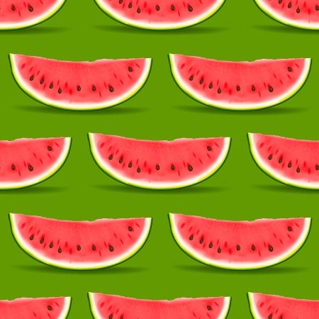 graphisme fond: Watermelon seamless