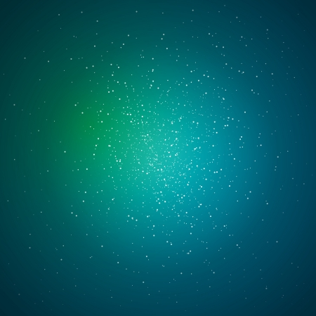 Green soft abstract background  Stock Vector - 23828537