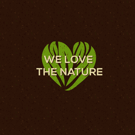 natural food: Organic food ivan, emblem for natural food and drink, vegetarian restaurants and products, vector illustration.