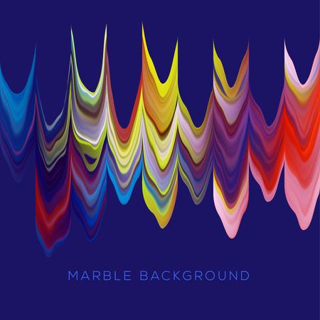 Zusammenfassung Marmor Hintergrund, mehrfarbiges Muster