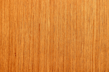 Surface of natural veneered wood, lacquered oak. Natural wood pattern as a background or seamless texture.  Repair, design concept. Stock Photo
