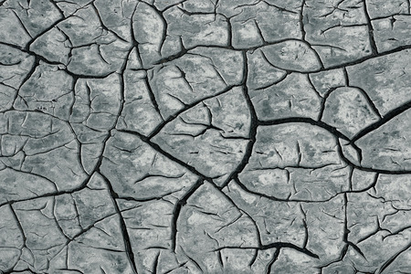 surface of the cracked paint, close-up, toned. abstract backgroun, texture.  Stok Fotoğraf