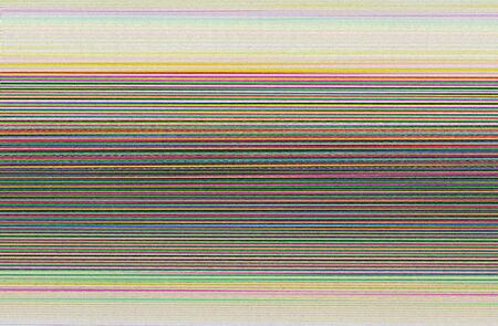 Multicolored striped background, texture. Modern digital design graphic pattern, File error.