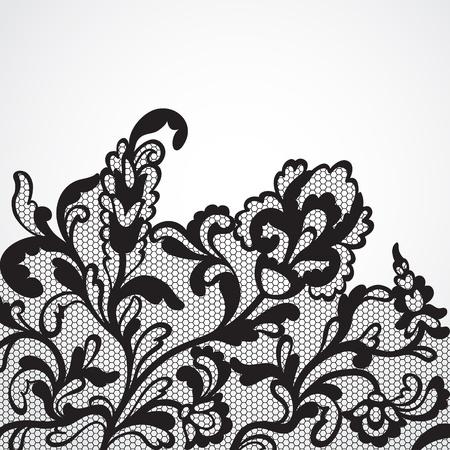 lace ornament
