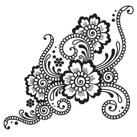 hindi: Floreale