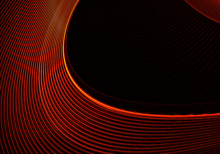 abstract fractal background a computer-generated illustration, texture 写真素材