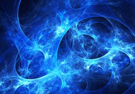 Fractal color background for use in creativity and design projects.